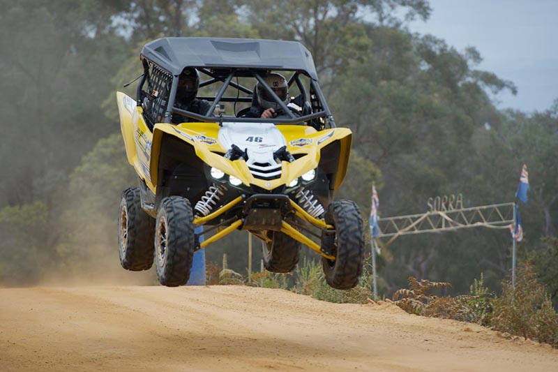 VYamaha YXZ Drive Get Rushed Drive Experience Sydney